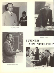 Benedictine College - Raven Yearbook (Atchison, KS) online yearbook collection, 1969 Edition, Page 18