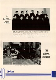 Benedictine High School - Benedictine Yearbook (Cleveland, OH) online yearbook collection, 1940 Edition, Page 33