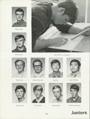 Benson Polytechnic High School - BluePrint Yearbook (Portland, OR) online yearbook collection, 1970 Edition, Page 208