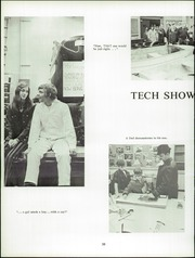 Benson Polytechnic High School - BluePrint Yearbook (Portland, OR) online yearbook collection, 1971 Edition, Page 42 of 264