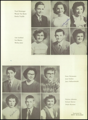 Bent County High School - Trojan Yearbook (Las Animas, CO) online yearbook collection, 1951 Edition, Page 29