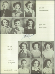 Bent County High School - Trojan Yearbook (Las Animas, CO) online yearbook collection, 1951 Edition, Page 30 of 96
