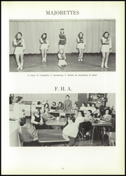 Bentley High School - Echo Yearbook (Burton, MI) online yearbook collection, 1956 Edition, Page 37 of 76