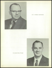 Bentley High School - Echo Yearbook (Burton, MI) online yearbook collection, 1957 Edition, Page 10 of 64