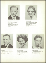 Bentley High School - Echo Yearbook (Burton, MI) online yearbook collection, 1958 Edition, Page 19 of 80