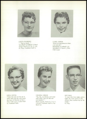 Bentley High School - Echo Yearbook (Burton, MI) online yearbook collection, 1958 Edition, Page 20
