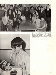 Bentley High School - Echo Yearbook (Burton, MI) online yearbook collection, 1969 Edition, Page 39 of 136