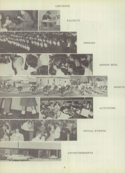 Bentley High School - Pioneer Yearbook (Livonia, MI) online yearbook collection, 1955 Edition, Page 6