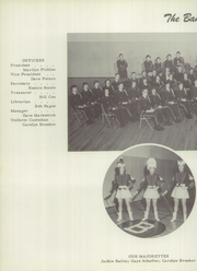Bentley High School - Pioneer Yearbook (Livonia, MI) online yearbook collection, 1955 Edition, Page 82