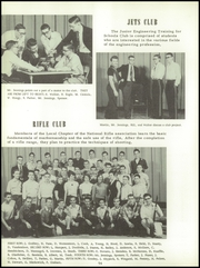 Bentley High School - Pioneer Yearbook (Livonia, MI) online yearbook collection, 1956 Edition, Page 98