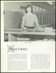 Bentley High School - Pioneer Yearbook (Livonia, MI) online yearbook collection, 1957 Edition, Page 108