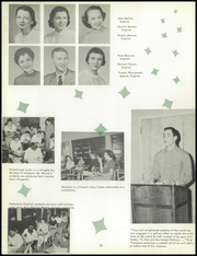 Bentley High School - Pioneer Yearbook (Livonia, MI) online yearbook collection, 1957 Edition, Page 14 of 140