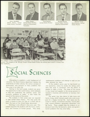 Bentley High School - Pioneer Yearbook (Livonia, MI) online yearbook collection, 1957 Edition, Page 19