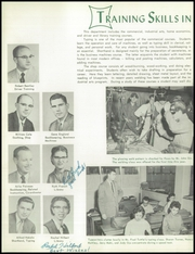 Bentley High School - Pioneer Yearbook (Livonia, MI) online yearbook collection, 1957 Edition, Page 20 of 140