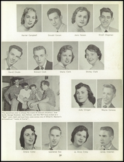 Bentley High School - Pioneer Yearbook (Livonia, MI) online yearbook collection, 1957 Edition, Page 43