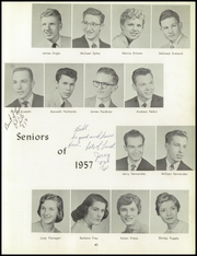 Bentley High School - Pioneer Yearbook (Livonia, MI) online yearbook collection, 1957 Edition, Page 45