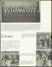Bentley High School - Pioneer Yearbook (Livonia, MI) online yearbook collection, 1957 Edition, Page 97 of 140