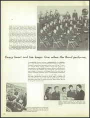 Bentley High School - Pioneer Yearbook (Livonia, MI) online yearbook collection, 1959 Edition, Page 128