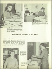 Bentley High School - Pioneer Yearbook (Livonia, MI) online yearbook collection, 1959 Edition, Page 28 of 186