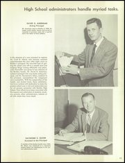 Bentley High School - Pioneer Yearbook (Livonia, MI) online yearbook collection, 1959 Edition, Page 29