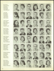 Bentley High School - Pioneer Yearbook (Livonia, MI) online yearbook collection, 1959 Edition, Page 68