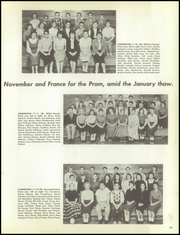 Bentley High School - Pioneer Yearbook (Livonia, MI) online yearbook collection, 1959 Edition, Page 89
