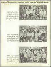 Bentley High School - Pioneer Yearbook (Livonia, MI) online yearbook collection, 1959 Edition, Page 95 of 186
