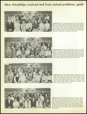 Bentley High School - Pioneer Yearbook (Livonia, MI) online yearbook collection, 1959 Edition, Page 96
