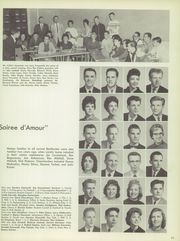 Bentley High School - Pioneer Yearbook (Livonia, MI) online yearbook collection, 1960 Edition, Page 37