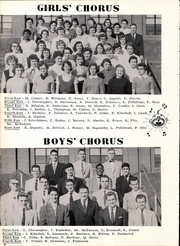Bentleyville High School - Bear Yearbook (Bentleyville, PA) online yearbook collection, 1956 Edition, Page 56 of 78