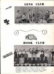 Bentleyville High School - Bear Yearbook (Bentleyville, PA) online yearbook collection, 1956 Edition, Page 57