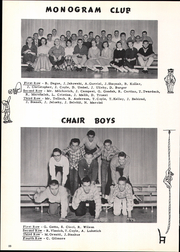 Bentleyville High School - Bear Yearbook (Bentleyville, PA) online yearbook collection, 1958 Edition, Page 60 of 80