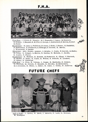 Bentleyville High School - Bear Yearbook (Bentleyville, PA) online yearbook collection, 1958 Edition, Page 61