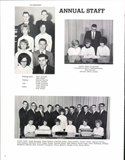 Benton Community High School - Yearbook (Van Horne, IA) online yearbook collection, 1965 Edition, Page 8 of 84
