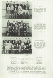Benton Harbor High School - Greybric Yearbook (Benton Harbor, MI) online yearbook collection, 1938 Edition, Page 34