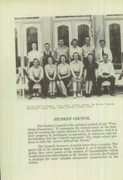Benton Harbor High School - Greybric Yearbook (Benton Harbor, MI) online yearbook collection, 1939 Edition, Page 10