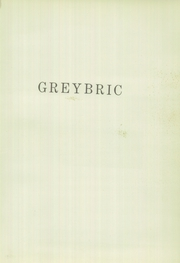 Benton Harbor High School - Greybric Yearbook (Benton Harbor, MI) online yearbook collection, 1939 Edition, Page 5