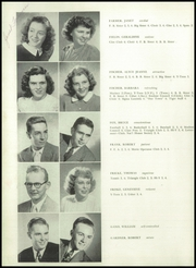 Benton Harbor High School - Greybric Yearbook (Benton Harbor, MI) online yearbook collection, 1949 Edition, Page 18