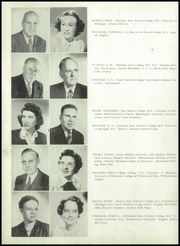 Benton Harbor High School - Greybric Yearbook (Benton Harbor, MI) online yearbook collection, 1949 Edition, Page 54 of 104