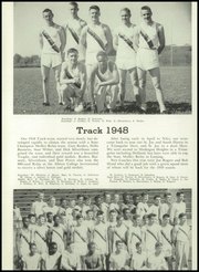 Benton Harbor High School - Greybric Yearbook (Benton Harbor, MI) online yearbook collection, 1949 Edition, Page 90 of 104