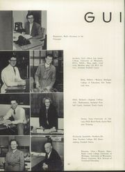 Benton Harbor High School - Greybric Yearbook (Benton Harbor, MI) online yearbook collection, 1951 Edition, Page 14 of 108