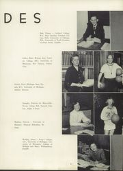 Benton Harbor High School - Greybric Yearbook (Benton Harbor, MI) online yearbook collection, 1951 Edition, Page 15