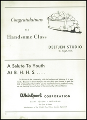Benton Harbor High School - Greybric Yearbook (Benton Harbor, MI) online yearbook collection, 1952 Edition, Page 96