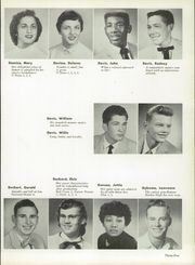 Benton Harbor High School - Greybric Yearbook (Benton Harbor, MI) online yearbook collection, 1956 Edition, Page 39