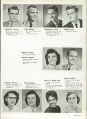 Benton Harbor High School - Greybric Yearbook (Benton Harbor, MI) online yearbook collection, 1956 Edition, Page 43