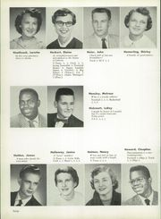 Benton Harbor High School - Greybric Yearbook (Benton Harbor, MI) online yearbook collection, 1956 Edition, Page 44 of 164