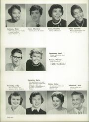 Benton Harbor High School - Greybric Yearbook (Benton Harbor, MI) online yearbook collection, 1956 Edition, Page 46