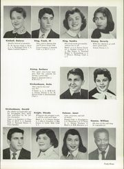 Benton Harbor High School - Greybric Yearbook (Benton Harbor, MI) online yearbook collection, 1956 Edition, Page 47 of 164