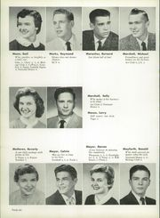 Benton Harbor High School - Greybric Yearbook (Benton Harbor, MI) online yearbook collection, 1956 Edition, Page 50