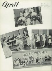 Benton Harbor High School - Greybric Yearbook (Benton Harbor, MI) online yearbook collection, 1957 Edition, Page 14